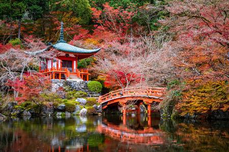 Photo for Daigoji Temple in Autumn, Kyoto, Japan - Royalty Free Image