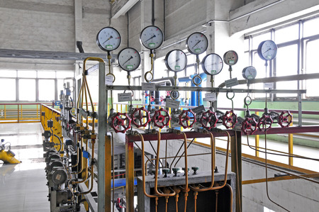 Industrial valves and instrumentation equipment
