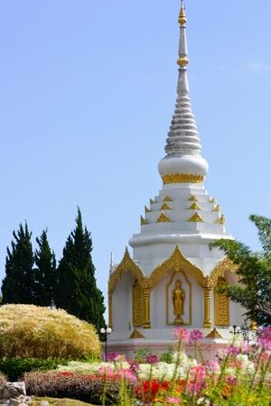 Pagoda at khao ko,Phetchabun,Thailand