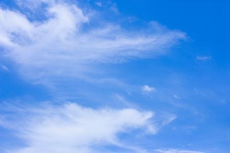 Breezy Sky Background