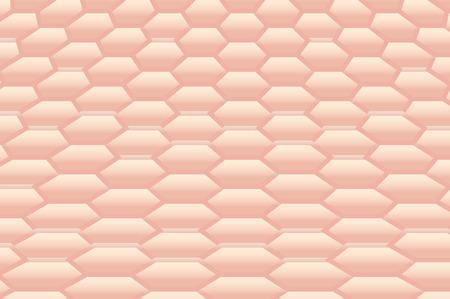 Human deep skin texture background