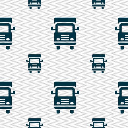 Transport Truck Pattern