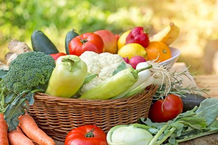 Organic food - healthy food
