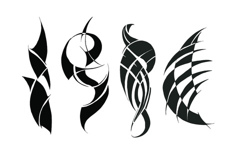 Tattoo for arms and shoulders.