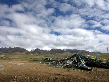 Tibet read Tanggula