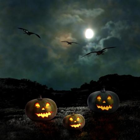Spooky Pumpkin Night