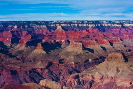 The World Famous Grand Canyon National Park,Arizona,USA