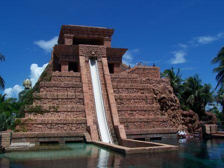 Atlantis Resort Water Slide