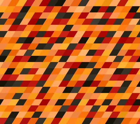 parallelogram pattern seamless vector background with red peach black orange pumpkin polygons tasmeemme com تصميمي