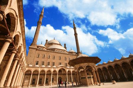 Citadel of Salah el Din in Cairo, Egypt