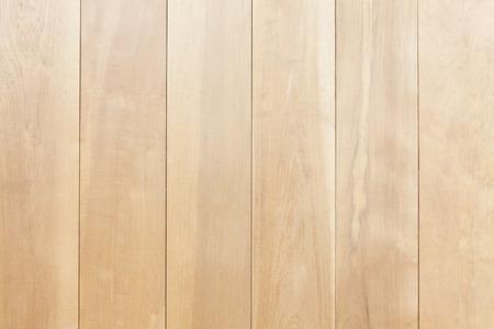 Foto de Big Brown wood plank wall texture background - Imagen libre de derechos