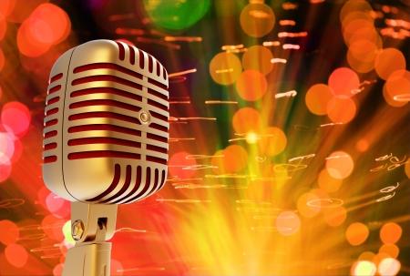 Microphon on air