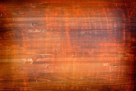 Red Grunge Wood Texture Wallpaper Mural