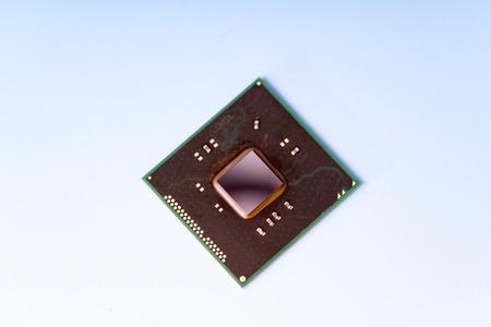 Photo pour The concept of the development of modern light-sensitive CCD sensor - image libre de droit