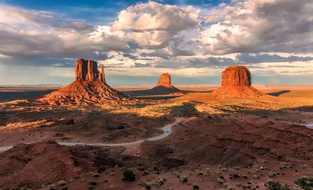 Monument Valley, Utah, Arizona, USA
