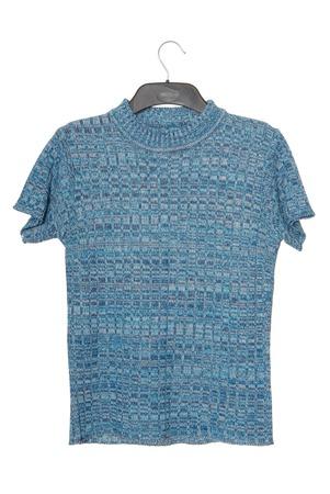 Photo pour knitted blouse - image libre de droit