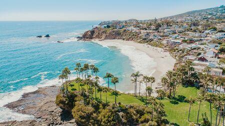 Laguna Beach Aerial View