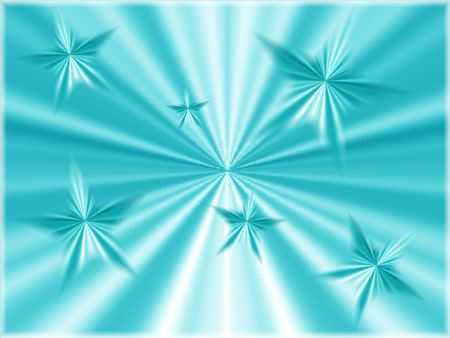 Foto per Sfondo astratto, con stelle, dà l'idea della prospettiva e del movimento, della velocità - Immagine Royalty Free