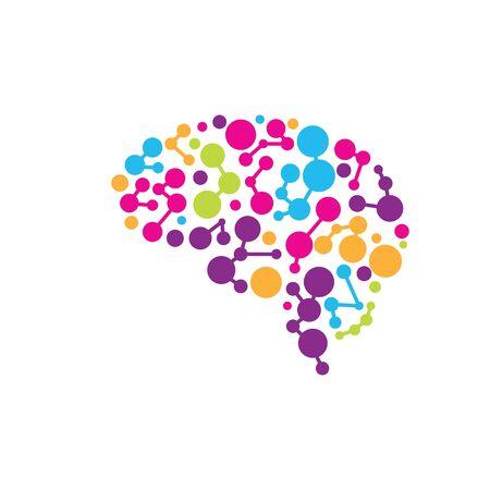 Illustration pour Health Brain vector illustration icon template design - image libre de droit