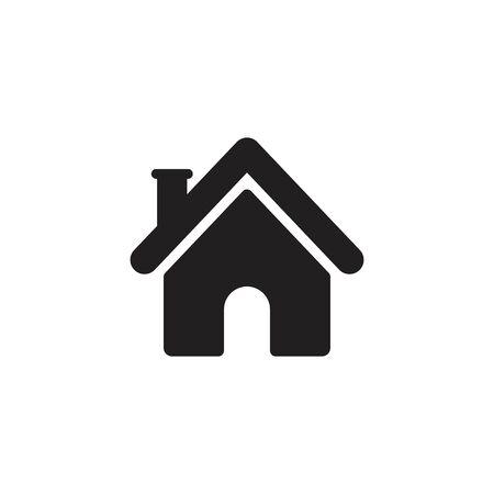 Illustration pour Home Vector icon illustration design template - image libre de droit