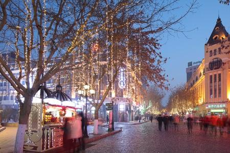 Harbin Central Avenue