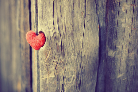 Photo pour Heart, red heart, valentines day postcard, love, love you, I love you, - image libre de droit