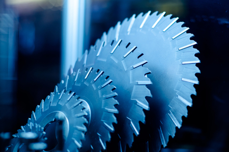 Photo for Ð¡ircular saw blades - Royalty Free Image