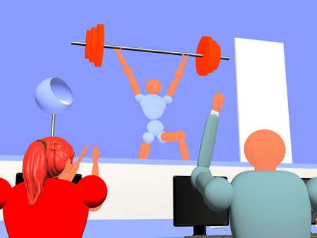 weight lifting v7