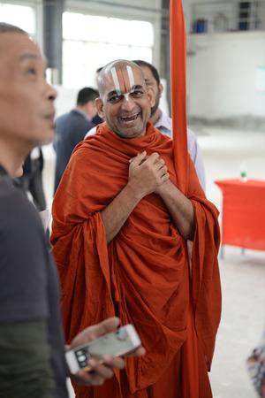 India Buddhist monks