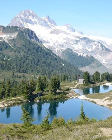 Elfin Lakes, British Columbia, Canada