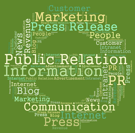 Public Information word cloud