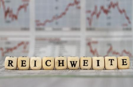Written Range with Buchstabenwrfel