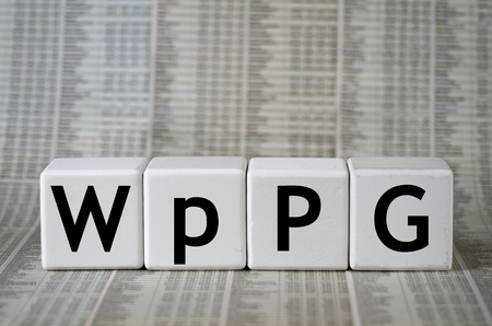 Securities Prospectus Act on a newspaper background