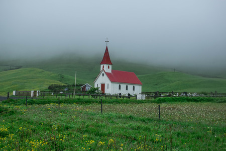 Delightful Church - Place of worship in the middle of nowhere