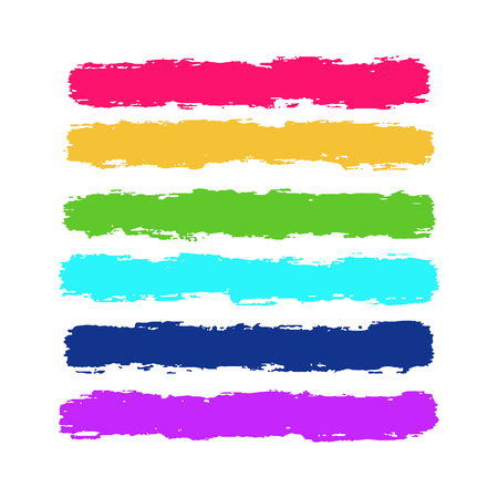 Illustration for Vector grunge watercolor ink background - Royalty Free Image