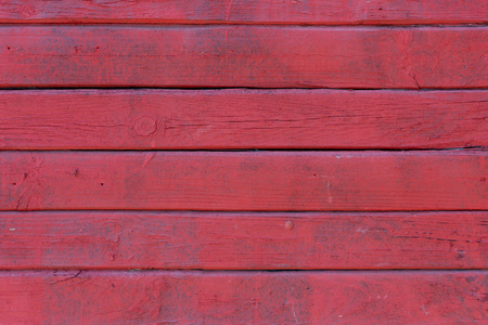 Foto per Old painted wood wall - texture or background. - Immagine Royalty Free