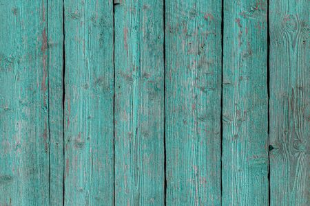 Photo pour Old painted boards for use as a background. - image libre de droit