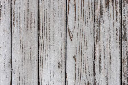 Photo pour White wood texture with natural patterns background. - image libre de droit