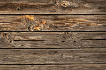Photo pour The old wood texture with natural patterns. - image libre de droit
