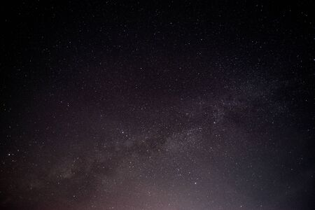 Photo for The night sky with the milky way - Royalty Free Image