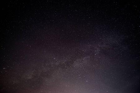Photo pour The night sky with the milky way - image libre de droit