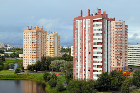 Residential buildings