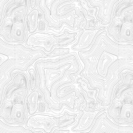 Illustration pour Abstract halftone wave dotted background. Futuristic twisted grunge pattern, dot. Topographic - image libre de droit