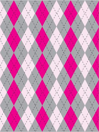 female argyle pattern