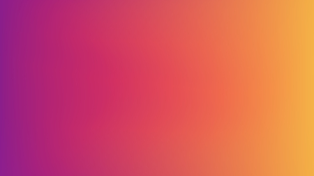 Illustration for Abstract gradient  orange background. Mesh gradient. Soft mixing colors. Trendy Background for Screens and Mobile Applications. Colorful fluid shapes for poster, banner, flyer and presentation. - Royalty Free Image
