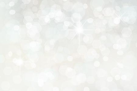 Photo pour white christmas holiday background. - image libre de droit