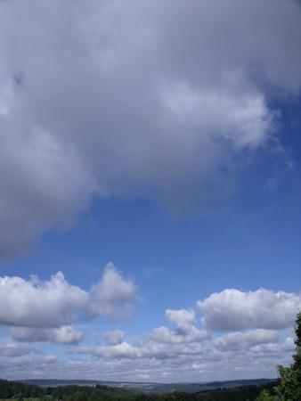 Sky portrait format for copying into your landscape photos