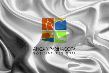 Flag of Arica y Parinacota Region, Chile
