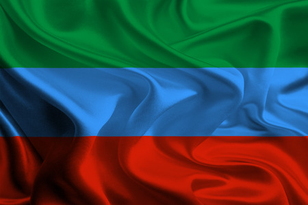 Flags of Federal Subjects of Russia  Republic of Dagestan