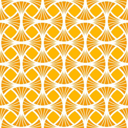 Illustration for Seamless Art Deco Pattern. Stylish antique background. - Royalty Free Image